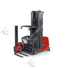 0.5T-1.5T Linde Very Narrow Aisle Man-up Trucks