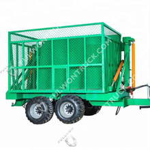 Sugarcane Tipper Trailer Supply by Fullwon