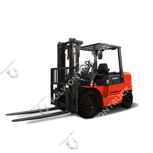 LG50DT(Compact) Diesel Forklift Supply by Fullwon