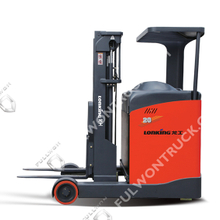 LG20DR Electric Forklift Supply by Fullwon