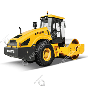SR26-5/SR26P-5 Full-Hydraulic Single-Drum Vibratory Road Roller Supply by Fullwon