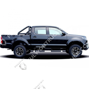 N135 Gasoline 2WD Pickup Truck Supply by Fullwon