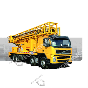 Fullwon XCMG Bridge-detection Vehicle XZJ5311JQJ18 with Volvo Chassis