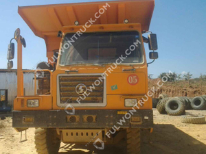 Shacman 80 Ton Mining Dump Truck Supply by Fullwon