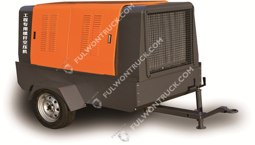 Fullwon SWY Series Engineering Dedicated Electric Mobile Screw Air Compressor