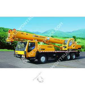 XCMG Mobile Crane QY20G.5 Supply by Fullwon