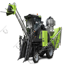 ZOOMLION Cheap Wheeled Sugarcane Harvester-AC60