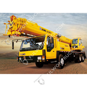 XCMG Mobile Crane QY30K5-I Supply by Fullwon