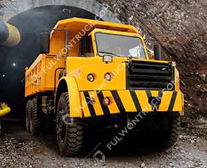SWK190B Tunnel Dump Truck Supply by Fullwon