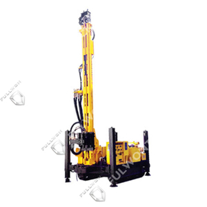 Fullwon SWS300B Crawler Mounted Versatile Well Drilling Rig