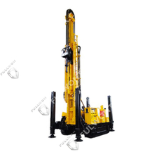 Fullwon SWS380S Crawler Mounted Telescoping Mast Well Drilling Rig