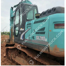 26 ton KobelcoNew Condition excavator