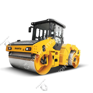 SR14D-3 Double-Drum Road Roller Supply by Fullwon
