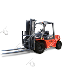 LG70DT Diesel Forklift Supply by Fullwon