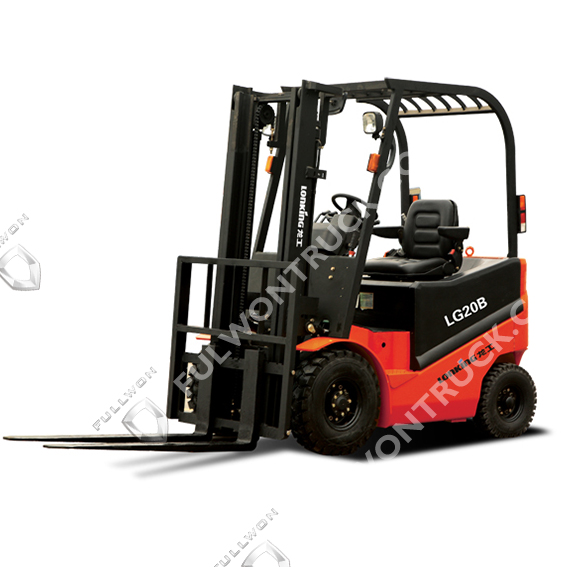 LG20B Electric Forklift Supply by Fullwon