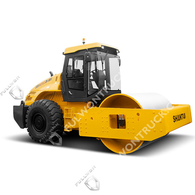 SR26M-3 Mechanical Single-Drum Vibratory Road Roller Supply by Fullwon