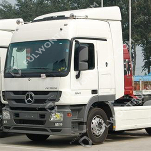 Second-hand High Quality Truck Tractor Benz (Actros1841)