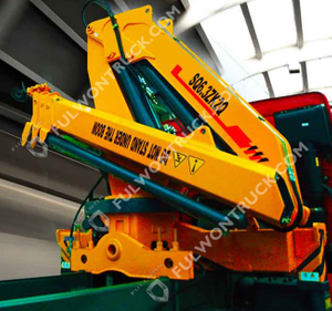 Fullwon XCMG Knuckle Crane SQ6.3ZK2Q