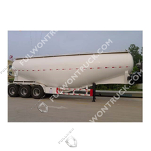 Fullwon Bottom Discharge Bulk Cement Tanker Semi Trailer