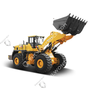 SL80W Wheel Loader Supply by Fullwon