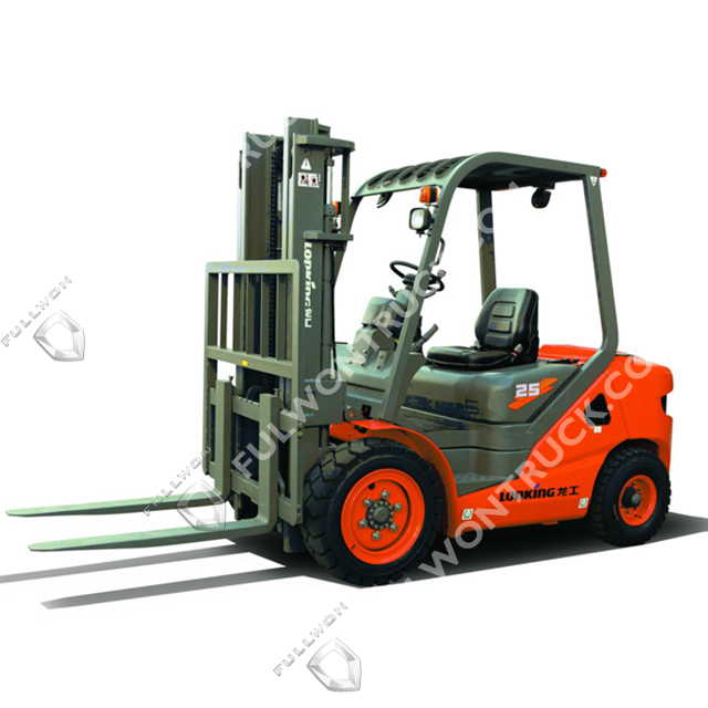 LG25D(T) Diesel Forklift Supply by Fullwon