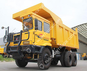 SW855D Off-road Wide-body Dump Truck Supply by Fullwon