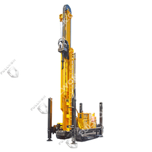 Fullwon SWS500S Crawler Mounted Telescoping Mast Well Drilling Rig
