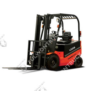 LG25B Electric Forklift Supply by Fullwon