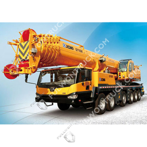 XCMG Mobile Crane QY160K Supply by Fullwon