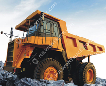 SW883D Off-road Wide-body Dump Truck Supply by Fullwon