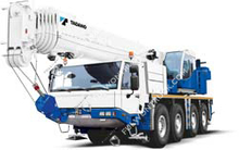 TADANO Cheap All Terrain Crane-ATF70G-4