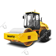 SR22MA/SR22M/SR22MP Mechanical Single-Drum Vibratory Road Roller Supply by Fullwon