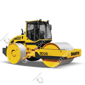 SR2124(5)S Triple-Drum Static Road Roller Supply by Fullwon