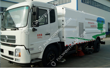 Fullwon Water Tank Truck 10 Cubic (Dongfeng Chassis)