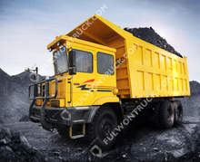 SW875M Coal Truck Off-road Wide-body Dump Truck Supply by Fullwon