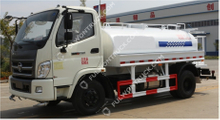 Fullwon Water Tank Truck 4 Cubic (Foton Chassis)