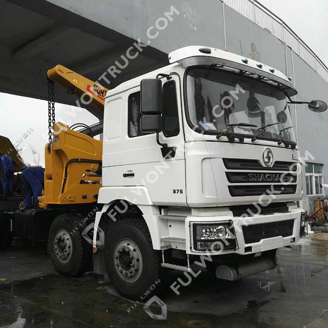 SEENWON Container Side Loader Semi-trailer
