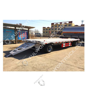 Fullwon Full Flat Bed Trailer