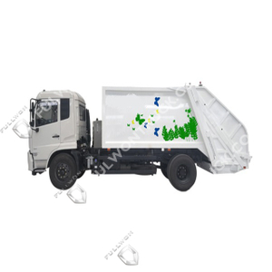 Fullwon Garbage Compactor Truck 6.5m3
