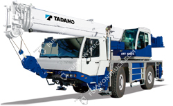 TADANO Cheap All Terrain Crane-ATF40G-2