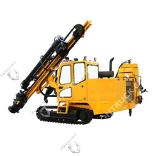 SW730 Automatic Crawler Mounted DTH Drilling Rig by Fullwon