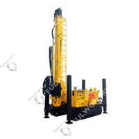 Fullwon SWS400B Crawler Mounted Versatile Well Drilling Rig