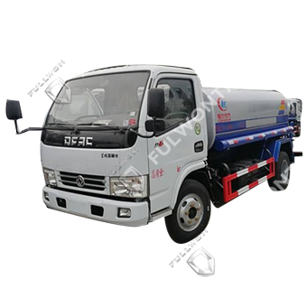 Fullwon DONGFENG 5000L Water Tank Truck