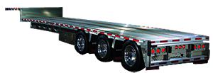 Flat Bed Trailer